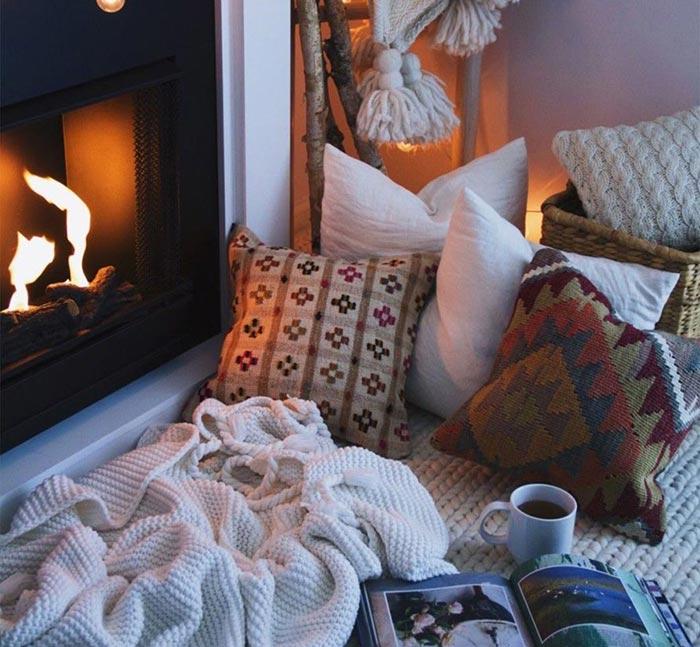 Décoration d'intérieur pour l'automne
