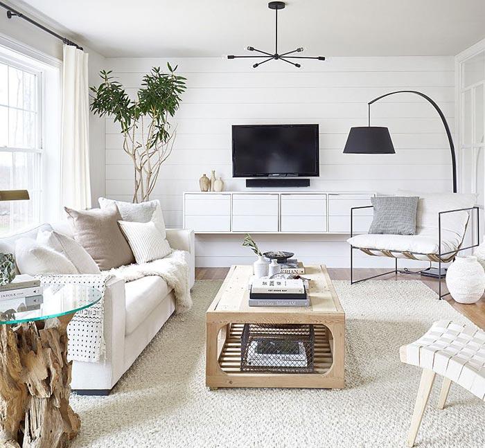 Idees de decoration moderne pour une maison actuelle
