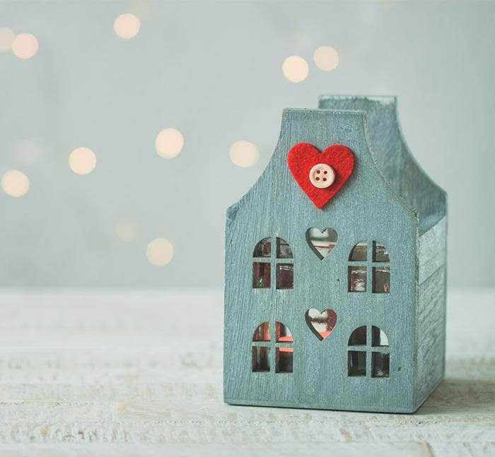 Saint Valentin : idées de décoration pour votre maison