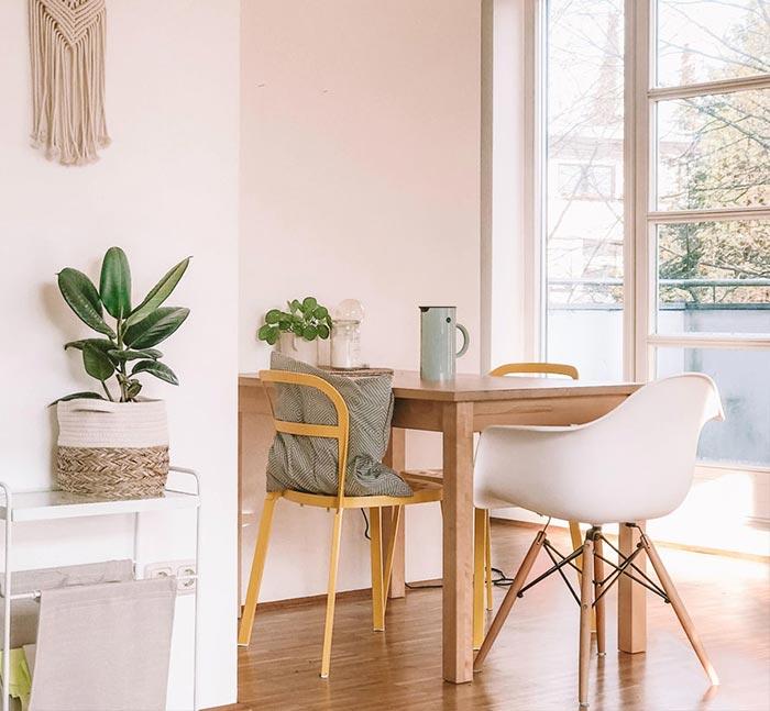 Idees de decoration printaniere pour votre maison