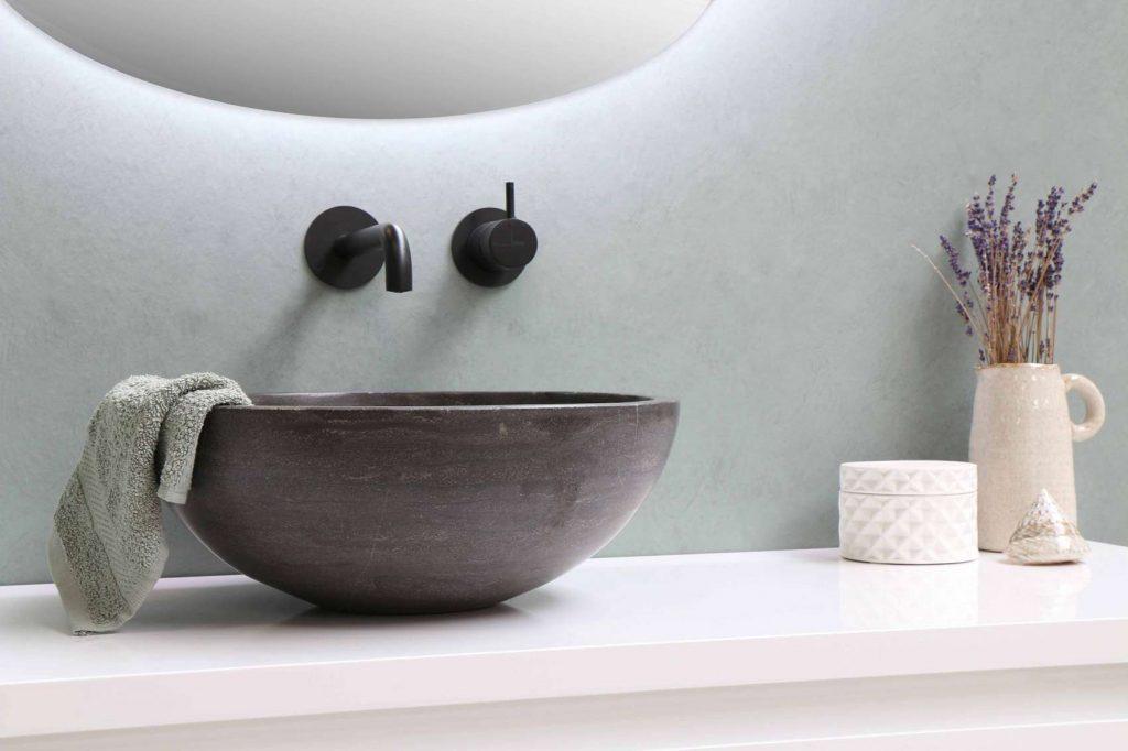 lavabo moderne salle de bain