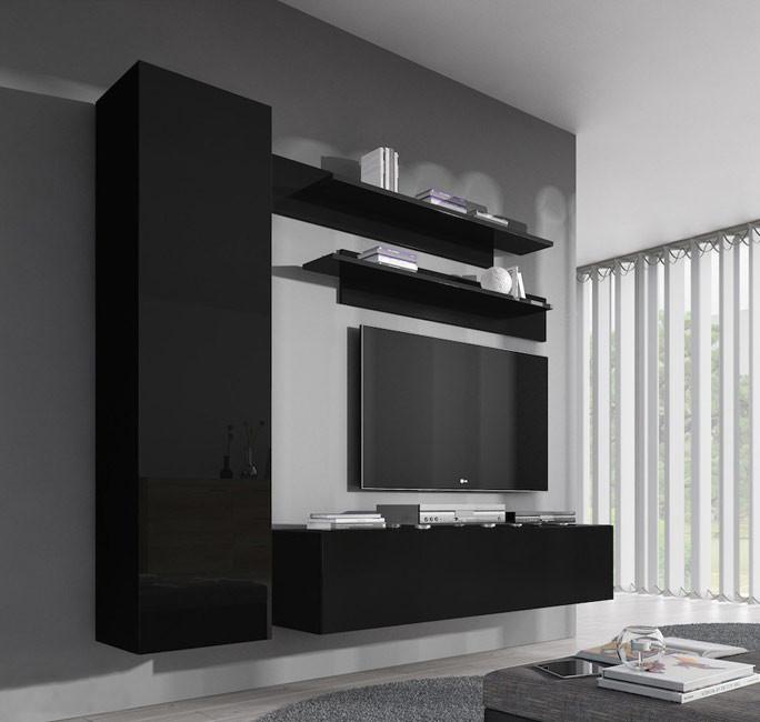 conjunto meubles nora negro g1