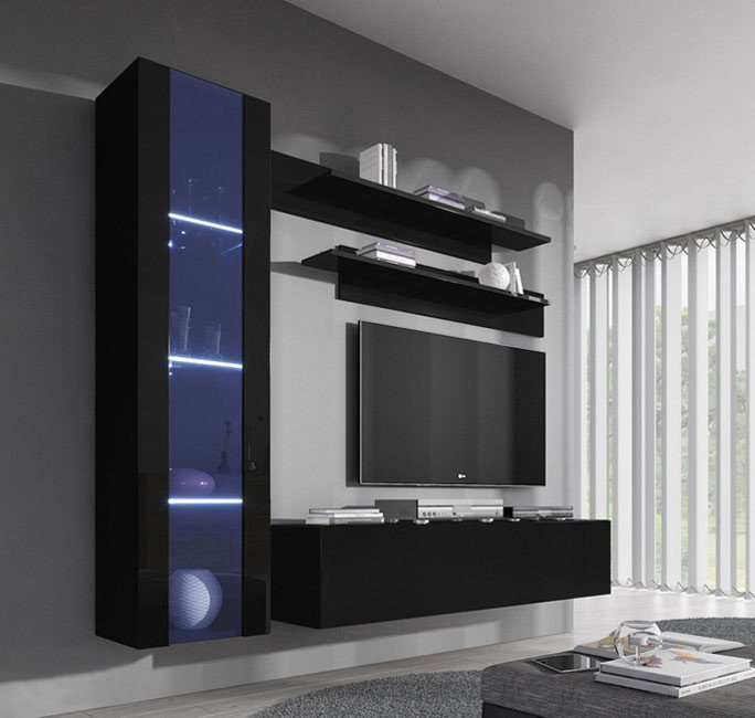 conjunto meubles nora negro g2