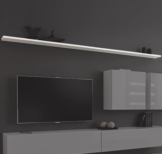 etagere baza 180 blanc