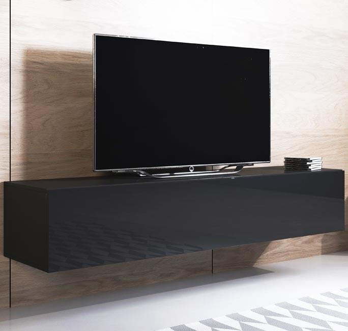 meuble-tv-luke-h2-160x30-noir