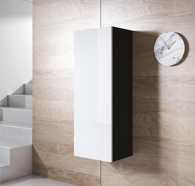 meuble-tv-luke-v1-40x126-noir-blanc