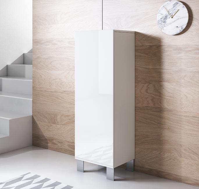 meuble-tv-luke-v1-40x126-pieds-aluminium-blanc