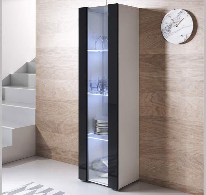 vitrine-pieds-noir-luke-v6-40x165cc-blanc-noir