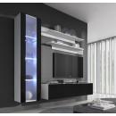 conjunto meubles nora blanco negro g2