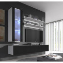conjunto meubles nora blanco negro h2