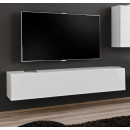 meuble tv berit h120 blanc