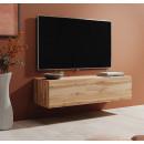 meuble tv berit h120 chene