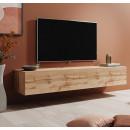 meuble tv berit h180 chene