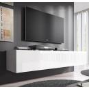 meuble tv forli xl blanc.
