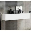 meuble tv krista h150 blanc