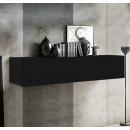 meuble tv krista h150 noir