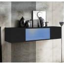 meuble tv krista h150cc negro