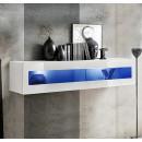 meuble tv krista h150cr blanc