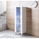 meuble-tv-luke-v2-40x126cr-pieds-aluminium-blanc