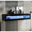 mueble tv krista h120cr negro