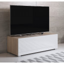 mueble-tv-luke-h1-100x30-pieds-sonoma-blanc
