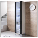 vitrina-colgante-luke-v5-40x165cc-pies-aluminio-blanco-negro