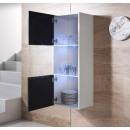 vitrine-mural-luke-v6-40x126cc-blanc-noir-ouvert