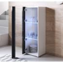 vitrine-pieds-blanc-luke-v2-40x126cc-blanc-noir-ouvert