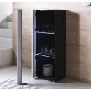vitrine-pieds-noir-luke-v2-40x126cc-noir-blanc-ouvert
