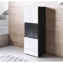 vitrine-pieds-noir-luke-v6-40x126cc-noir-blanc