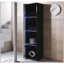 vitrine-pieds-noir-luke-v6-40x165cc-noir-blanc-ouvert
