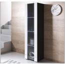 vitrine-pieds-noir-luke-v6-40x165cc-noir-blanc