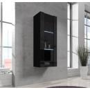 vitrine zarco noir