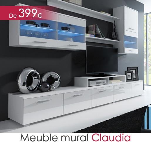 Meuble mural Claudia
