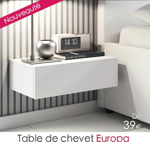 table-de-chevet-europa